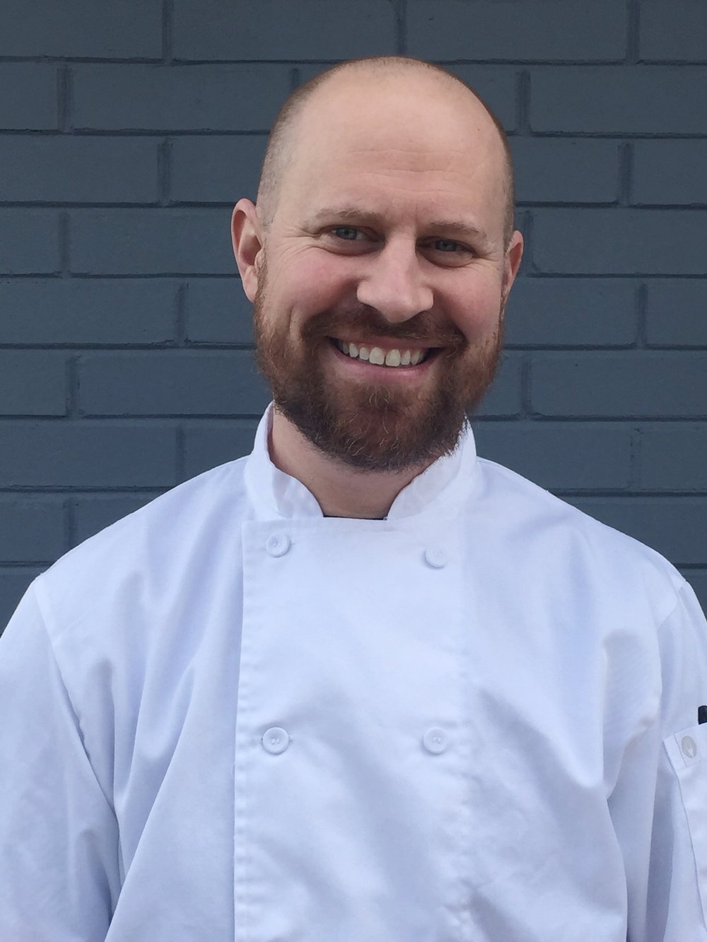 Executive Chef and Owner Chuck Brezina