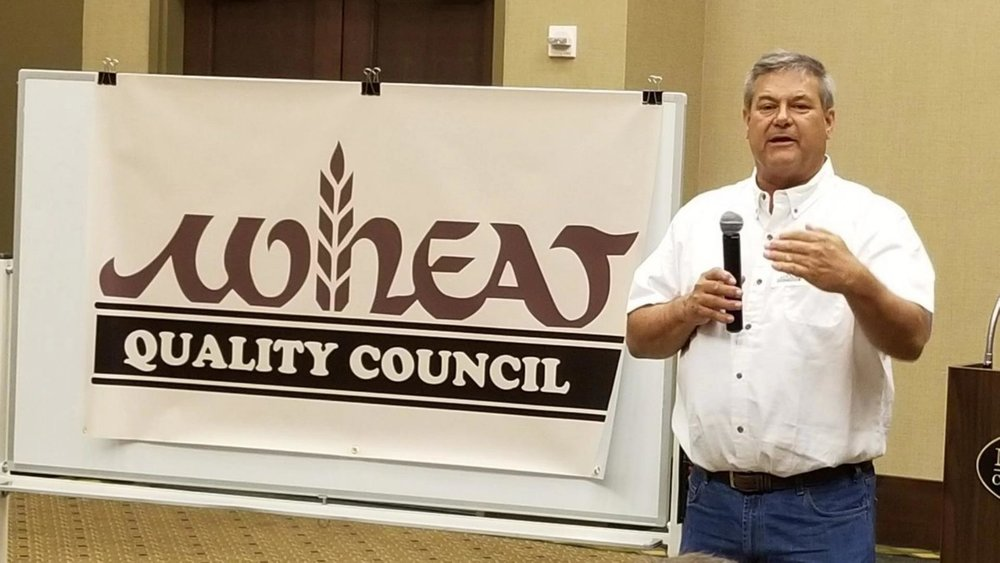 Dave Green, Executive Vice-President, Wheat Quality Council