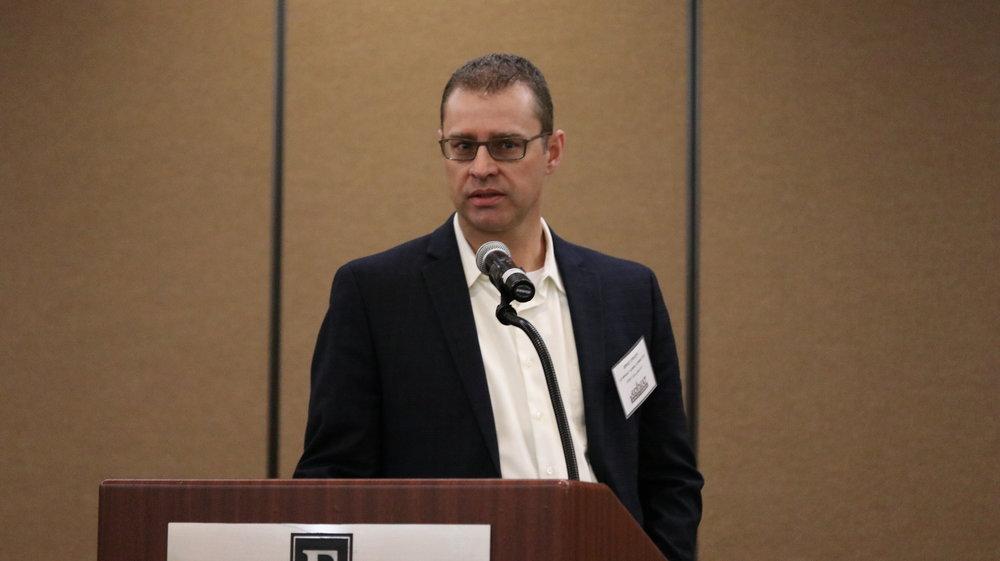 Brad Erker, Colorado Wheat Commission