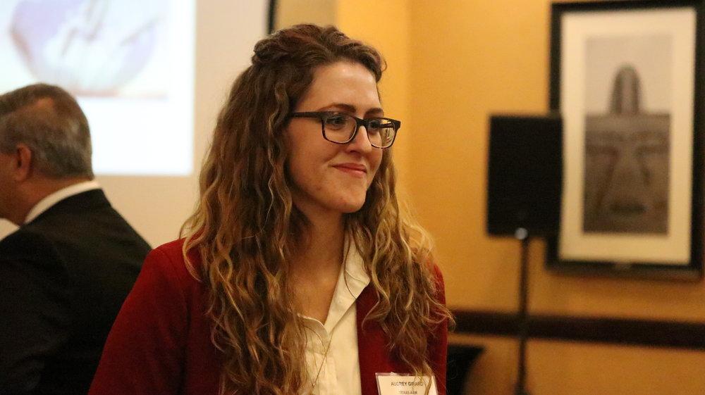 Audrey Girard, Texas A&M University, College Station, TX