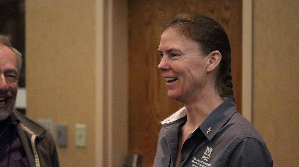 Peggy Lamb, Montana State University