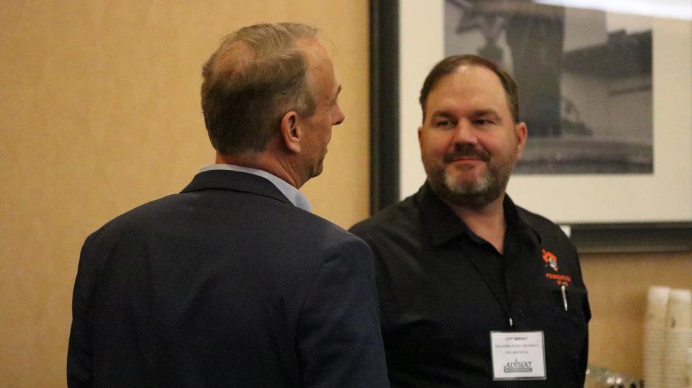 Dr. Brett Carver & Jeff Wright, Oklahoma State University