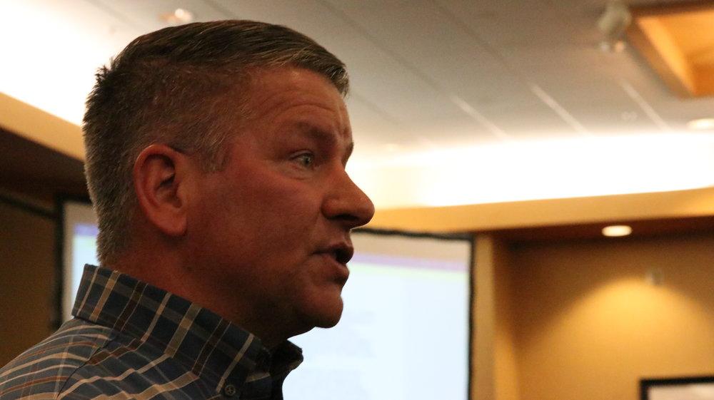 Chad Shelton, CoAxium, Albaugh LLC
