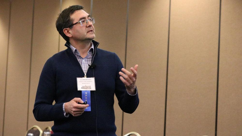 Eduard Akhunov, Kansas State University