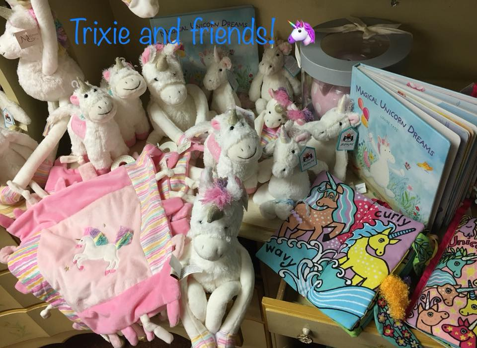 Trixie the Unicorn and friends April 2018.jpg