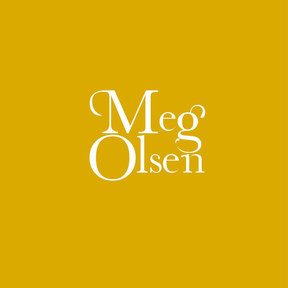 Meg Olsen  — CoMING SOON —