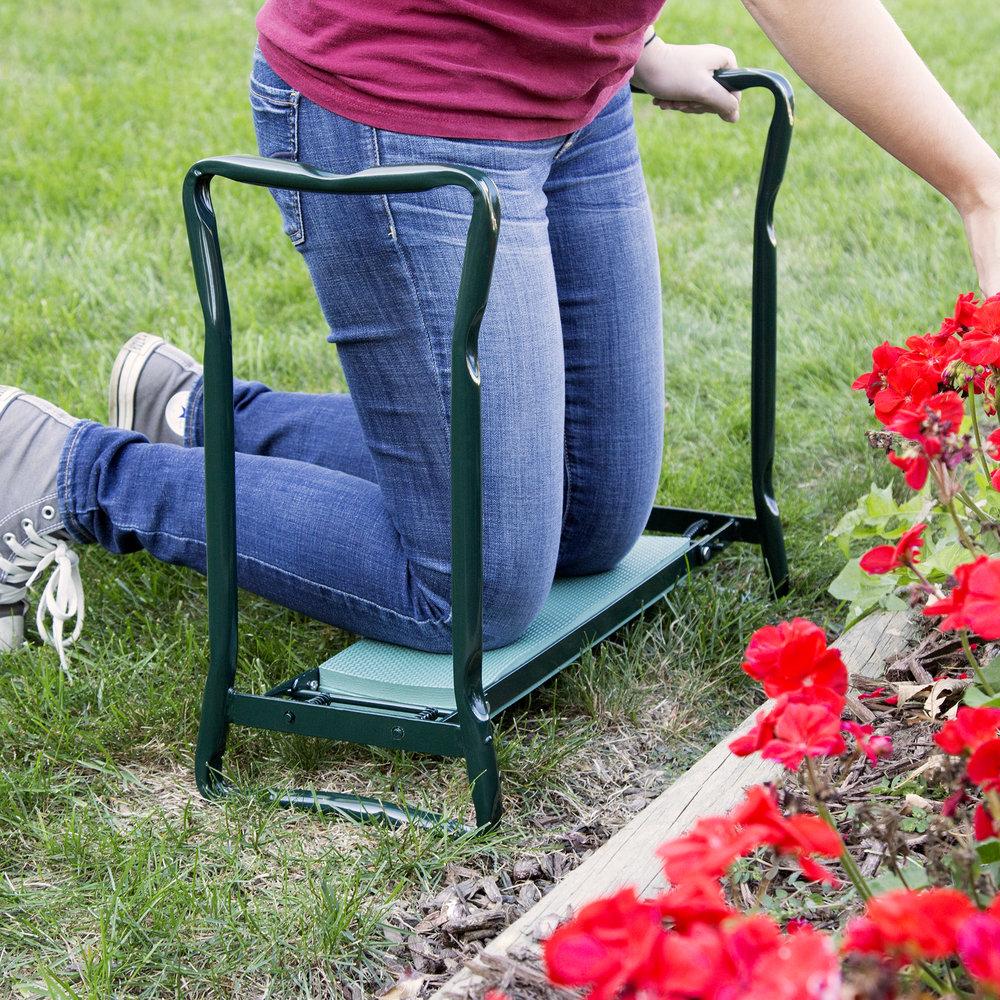 Foldable Sit or Kneel Bench