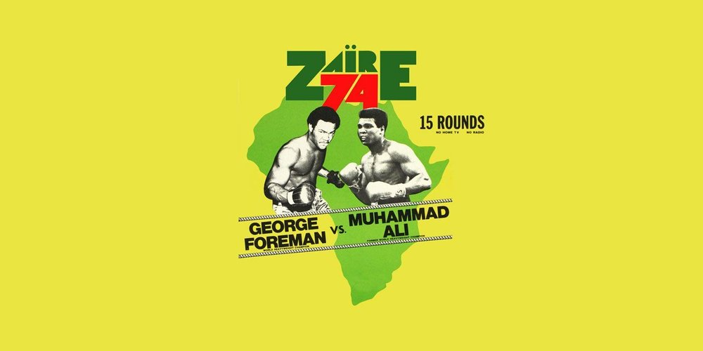 - Mayweather vs. McGregor is ON!!! But...in 1974, the world was abuzz about another fight: Muhammad Ali would take on George Foreman for the heavyweight championship of the world..and to promote it, a huge music festival would be held in Kinsasha, Zaire to promote the fight. It would be a celebration of African culture and music, and a precursor to one of the greatest sporting events of the century. James Brown, BB King, Bill Withers and dozens more artists would come together in the Congo for what would become one of the most legendary music festivals of all time: Zaire 74. Tune in to this episode of