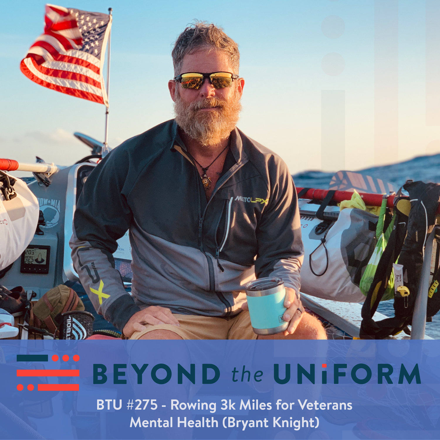 3k In Miles >> Btu 275 Rowing 3k Miles For Veterans Mental Health Bryant Knight