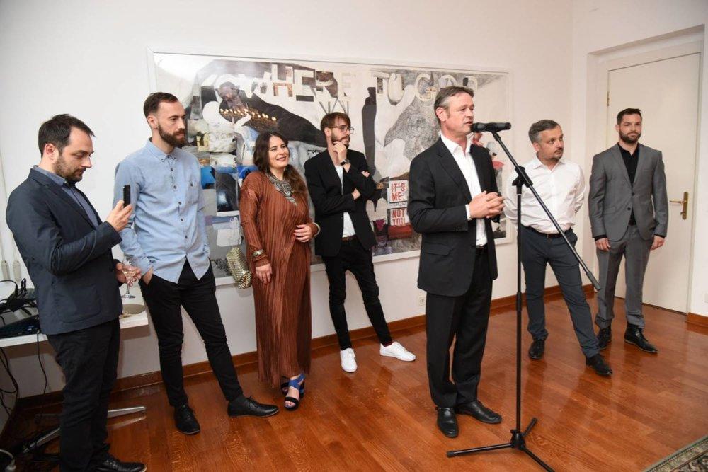 26.05.2016 - Saša Tkačenko, Ivana Ivković, Vladimir Miladinović, Emir Šehanović