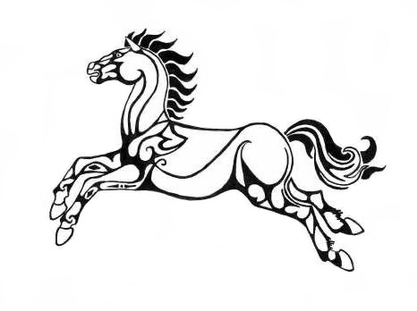 Celtic_Horse___Flag_of_Rohan_by_Faelyne.jpg