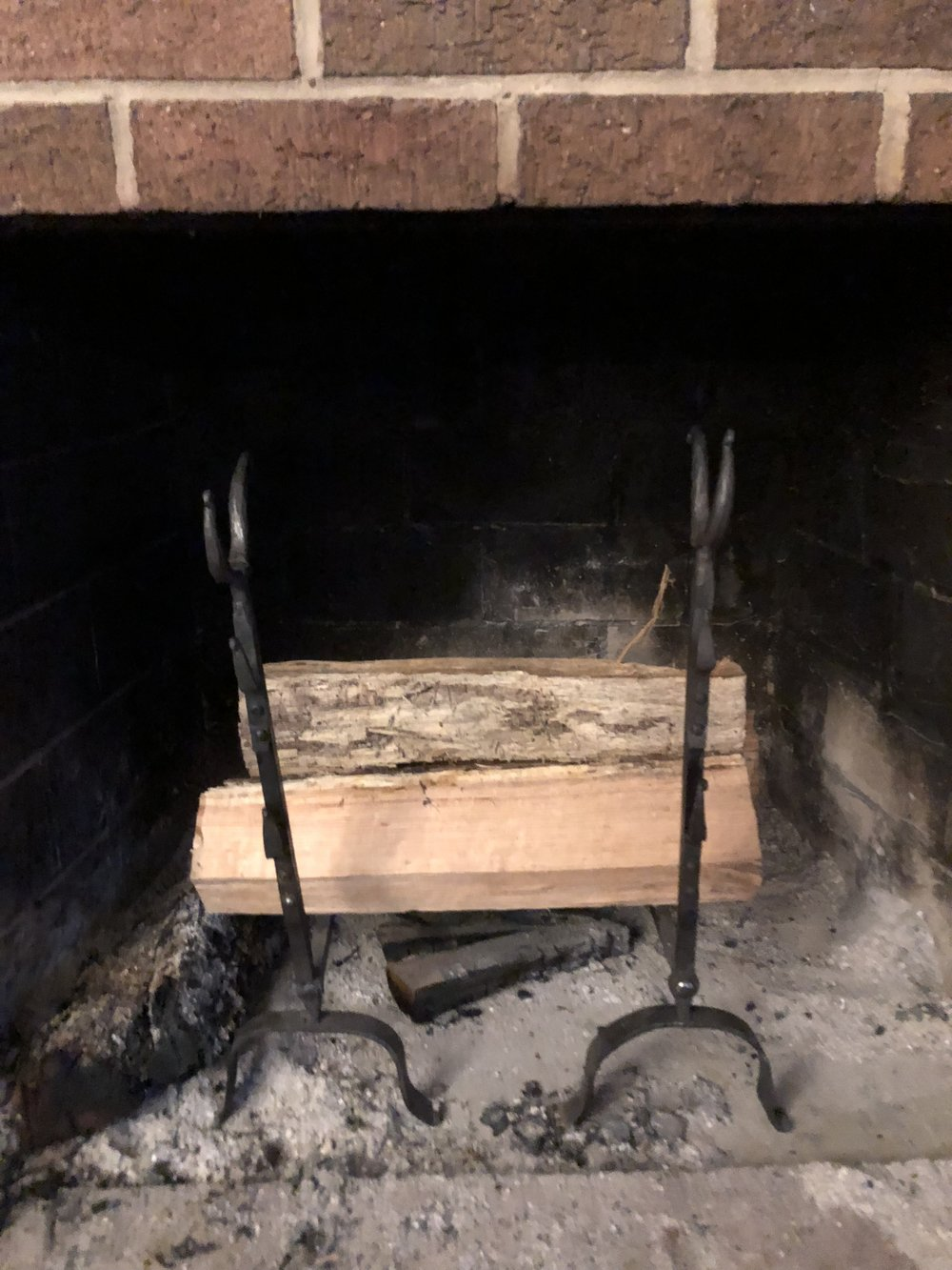 Fireplace Anirons