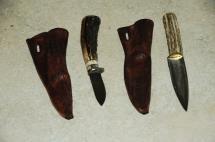 Molded Leather Sheaths