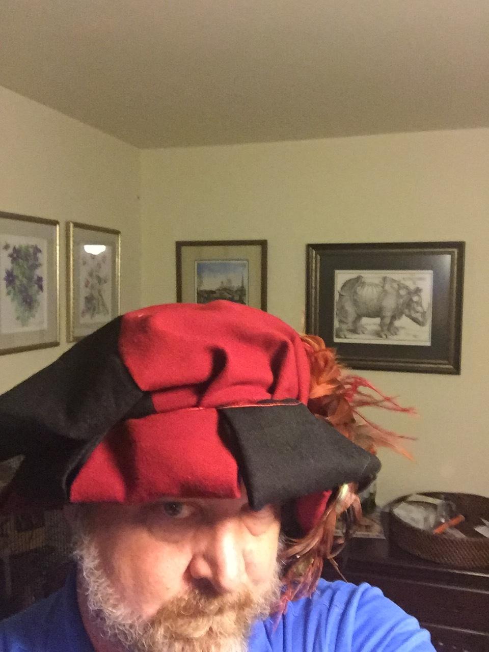 German Hat