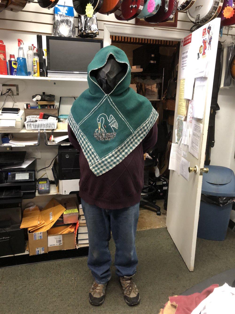 Master Janyn's Elevation Hood
