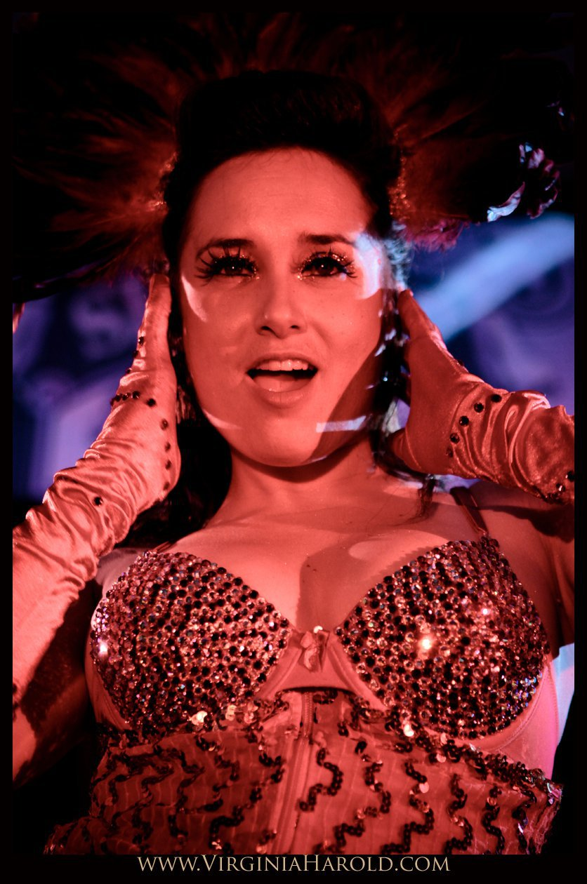 Lola Spitfire   Burlesque's Little Flaming Firecracker Colorado Springs, CO  Lola Spitfire has over 20 years of performing arts training and experience. Lola is the founder and advising director of Colorado's Burlesque Super Troupe, the award winning Peaks & Pasties. Peaks and Pasties produces monthly burlesque and variety shows in Colorado Springs. Founded in the summer of 2007 in Lola's back yard, Peaks and Pasties have grown to be a mighty force within the Colorado and international burlesque communities! Photo: Virginia Harold