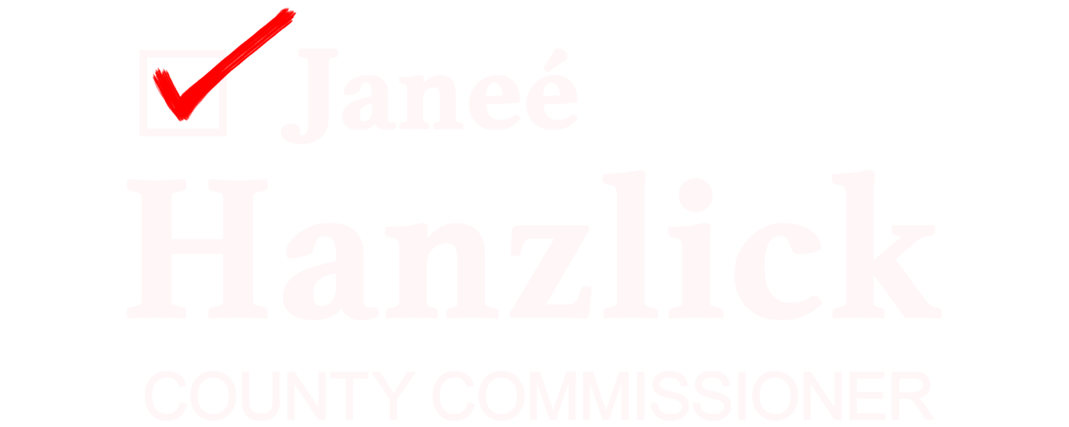 Janeé Hanzlick for County Commissioner