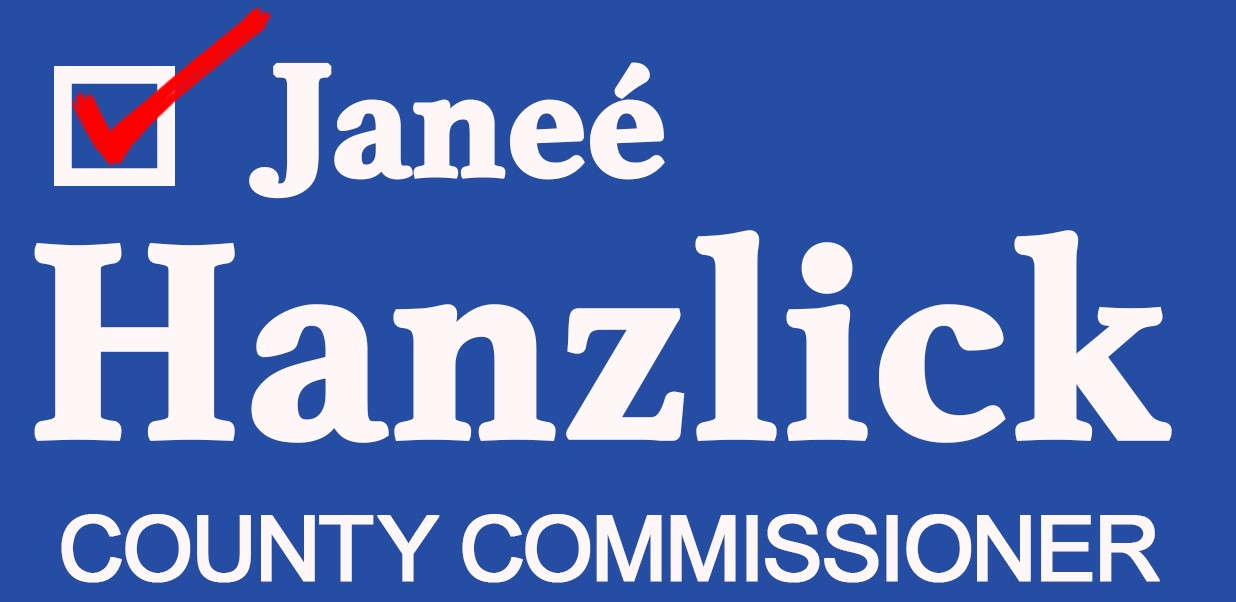 Janeé Hanzlick County Commissioner