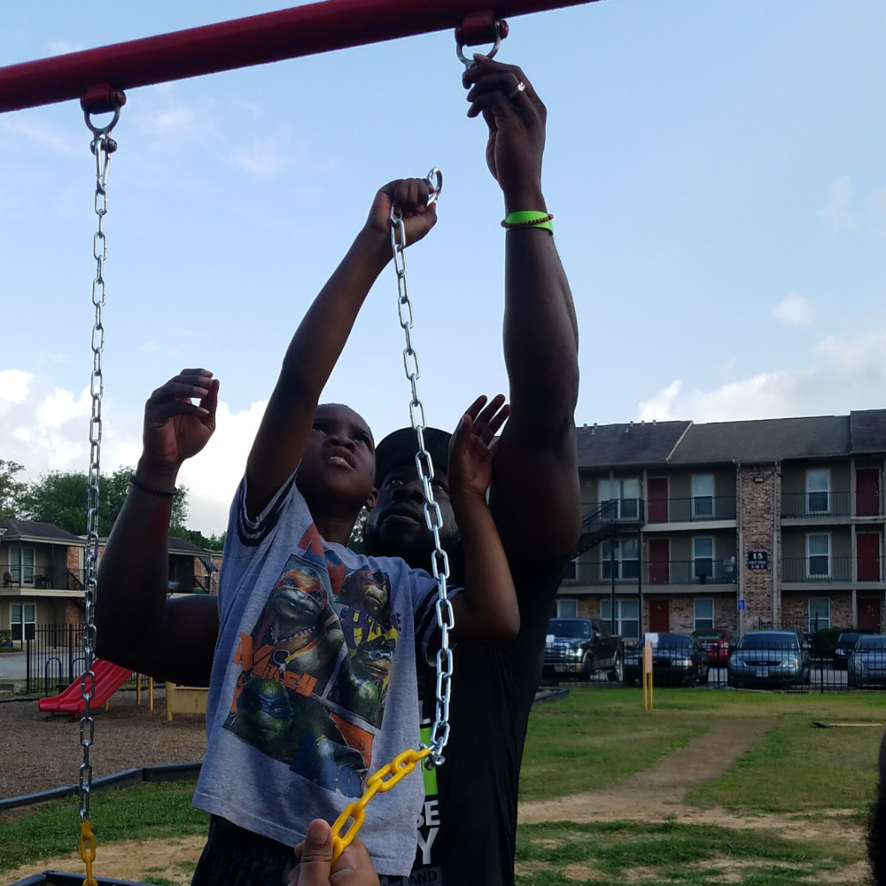 Mentoring  The social, cultural, and emotional needs of the youth, especially black and brown boys are addressed through one-on-one mentorship and group mentoring relationships.