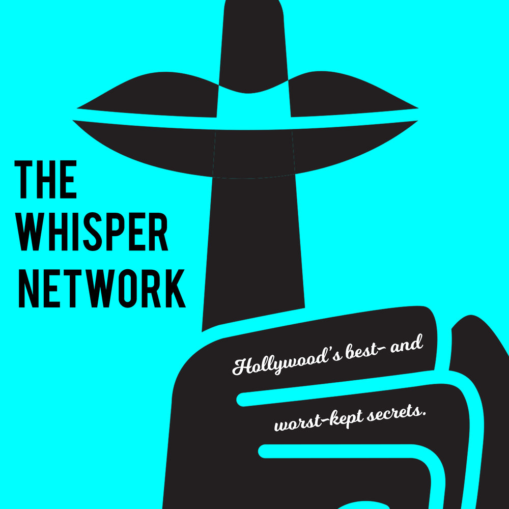 The Whisper Network - Coming soon! Dr. Nikita Hamilton takes us behind the scenes in Hollywood, delving into the labor markets and power structures of Hollywood, how you make it into the writer's room, what the