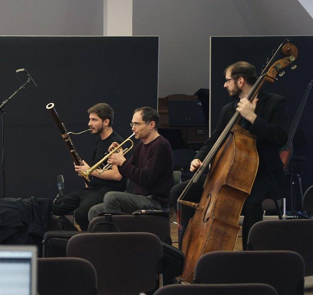 Foto: Ensemble Modern