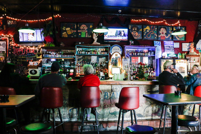 About Banks  - Banks St Bar has been around since 1959, starting it's journey as The Corner Bar and slowly evolving into the gem it is today. Serving the residents of Mid City and tourists a like,