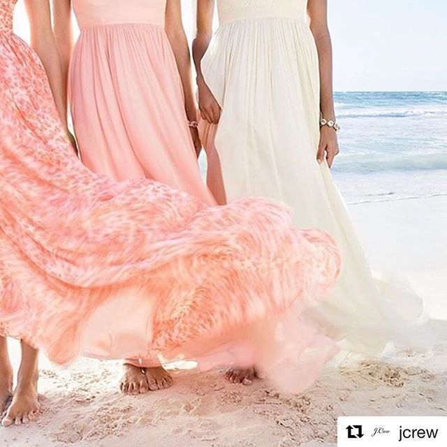 Breaking News: @jcrew is discontinuing their bridal line! The company has marked down its entire line of bridesmaids dresses and wedding gowns by up to 70% online and in stores. Many dresses are out of stock in most sizes. #shopnow #jcrewwedding #weddingdress #weddingdresses #weddinggown #weddinggowns #bridesmaiddress #bridesmaiddresses ・・・ #repost with @repostapp