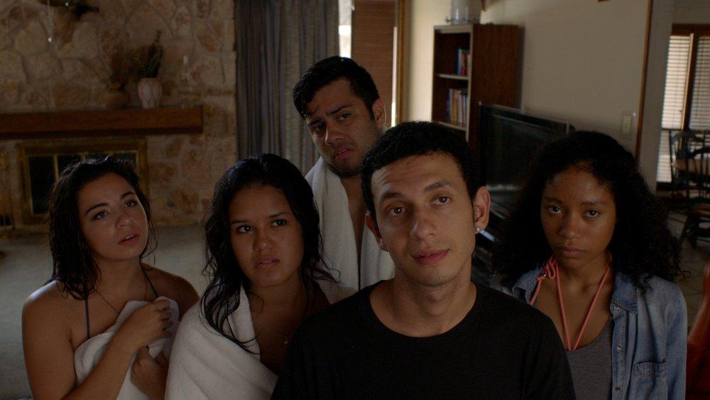 Alessandra Mañon, Michelle Magallon, Gerardo Velasquez, Justin Rodriguez, Naomë Antoinette,