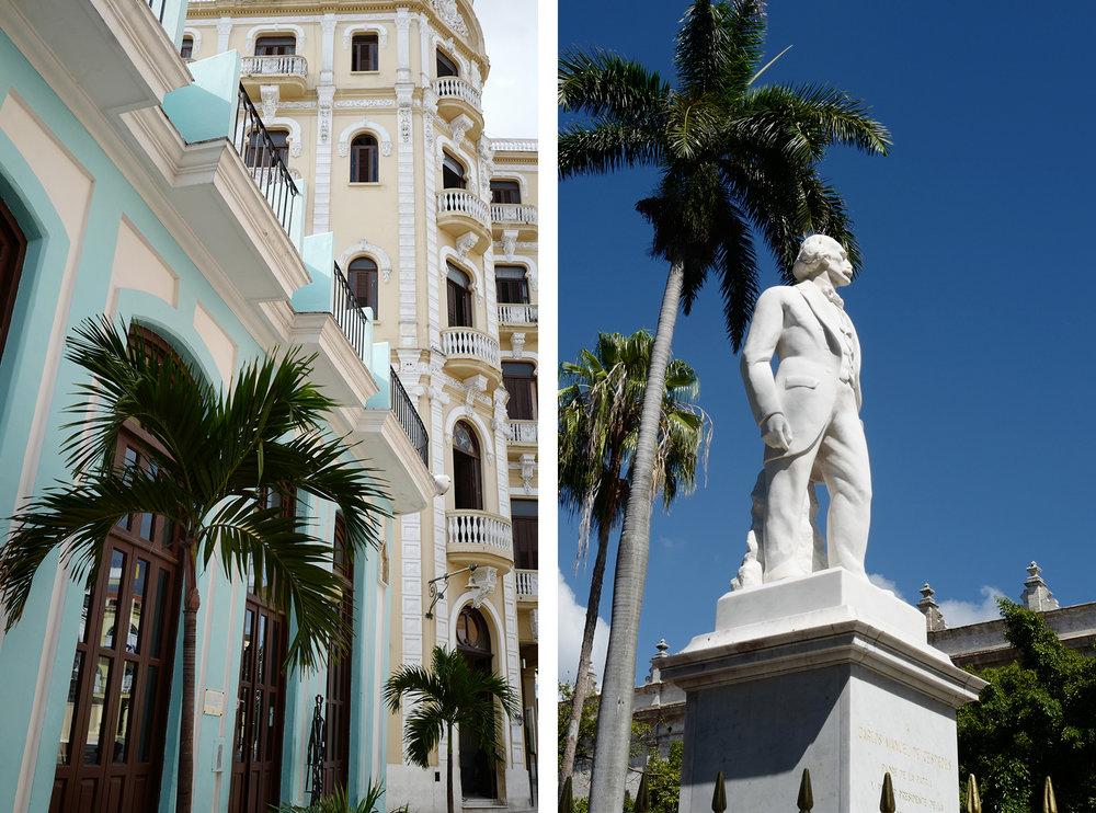 Monumento Carlos Manuel de Cespedes