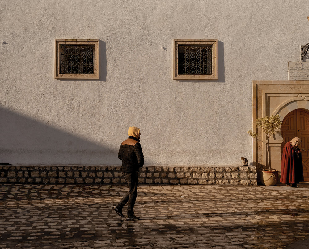 Tunis fromthe inside - by SARAH SOULL photography by GRANT LEGAN