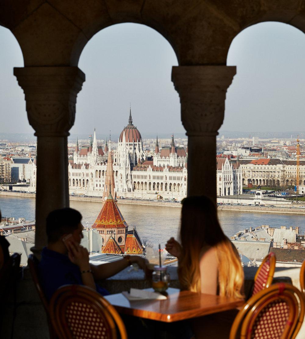 Reinterpreting Budapest - photography by Simon Watson