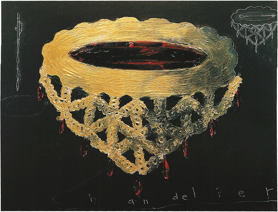 Chandelier (The Curio Series), 1998