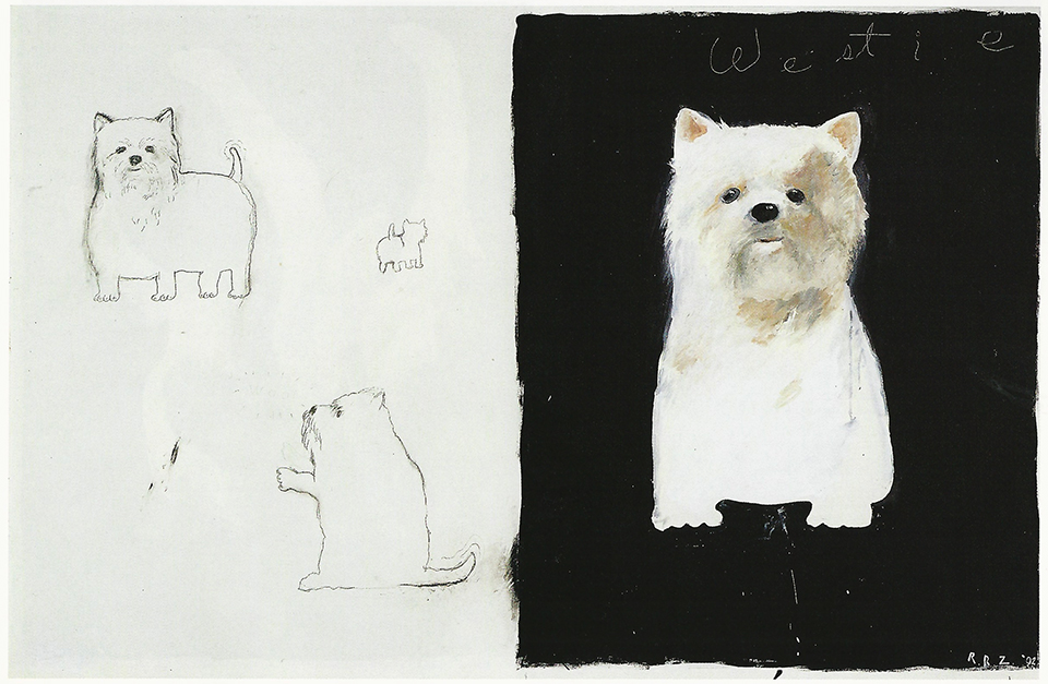 Westie (Agressive Goodness Series), 2002