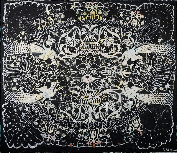 Catnip (Lace Series), 2002