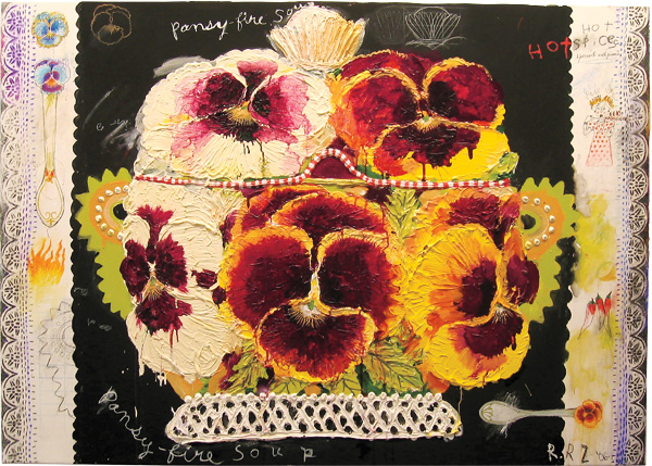 Hot Pansy-Fire Soup, 2005