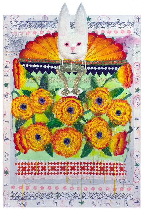 White Rabbit, 2007