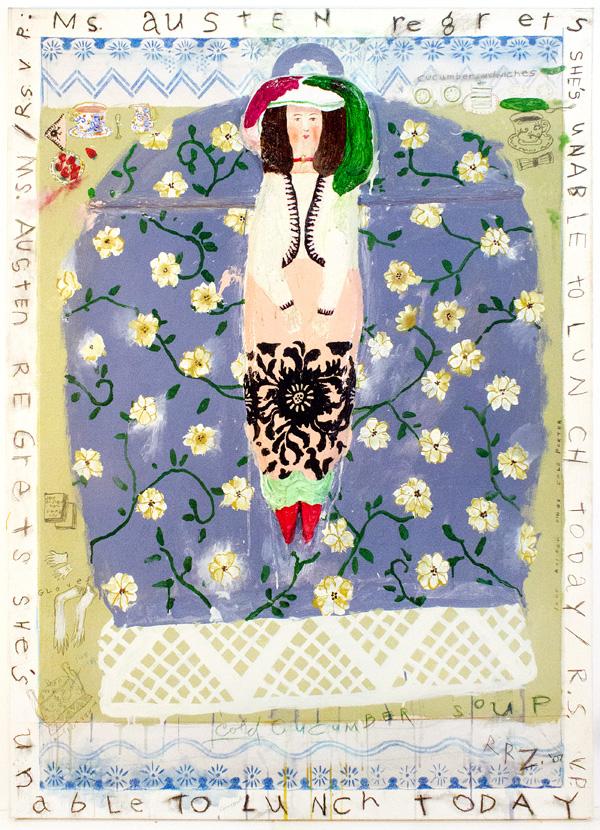 Ms. Austen Regrets, 2007