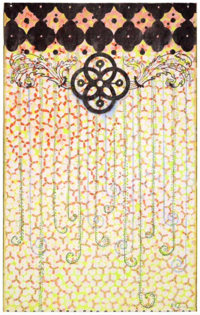 Hanging Gardens Series (Talisman), 2011-12