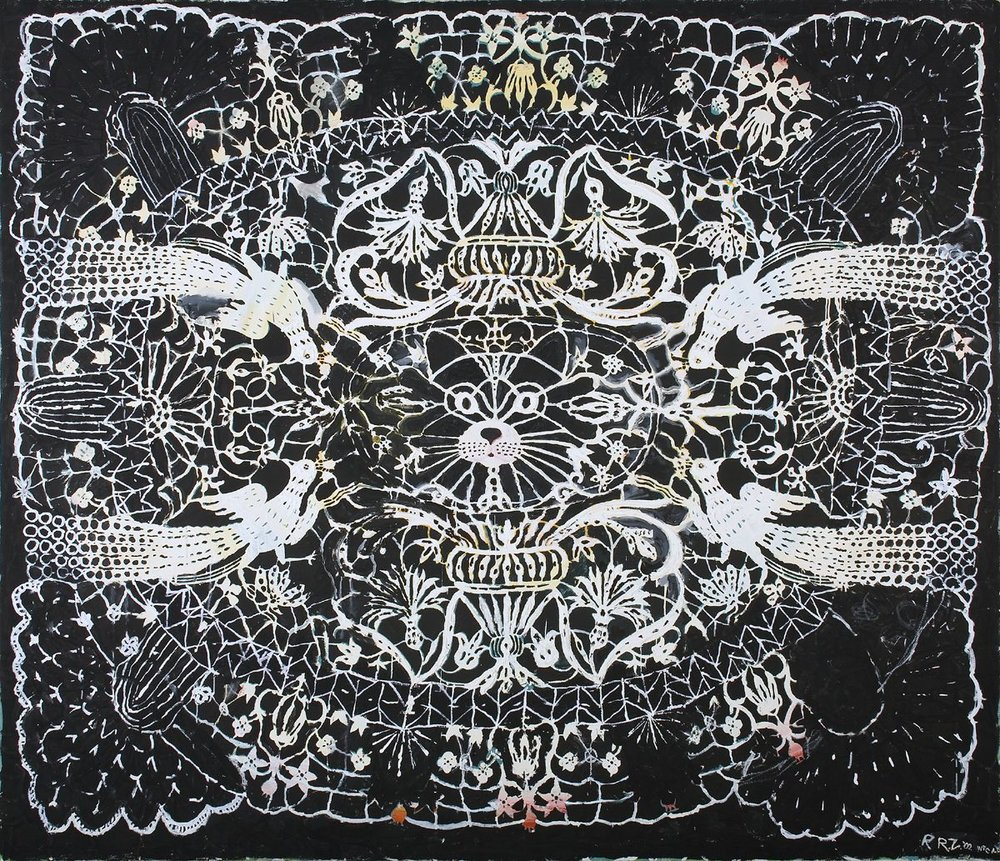 Catnip (Lace Series), 2001