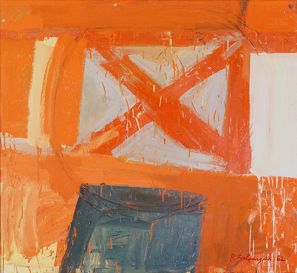 Orange X, 1962