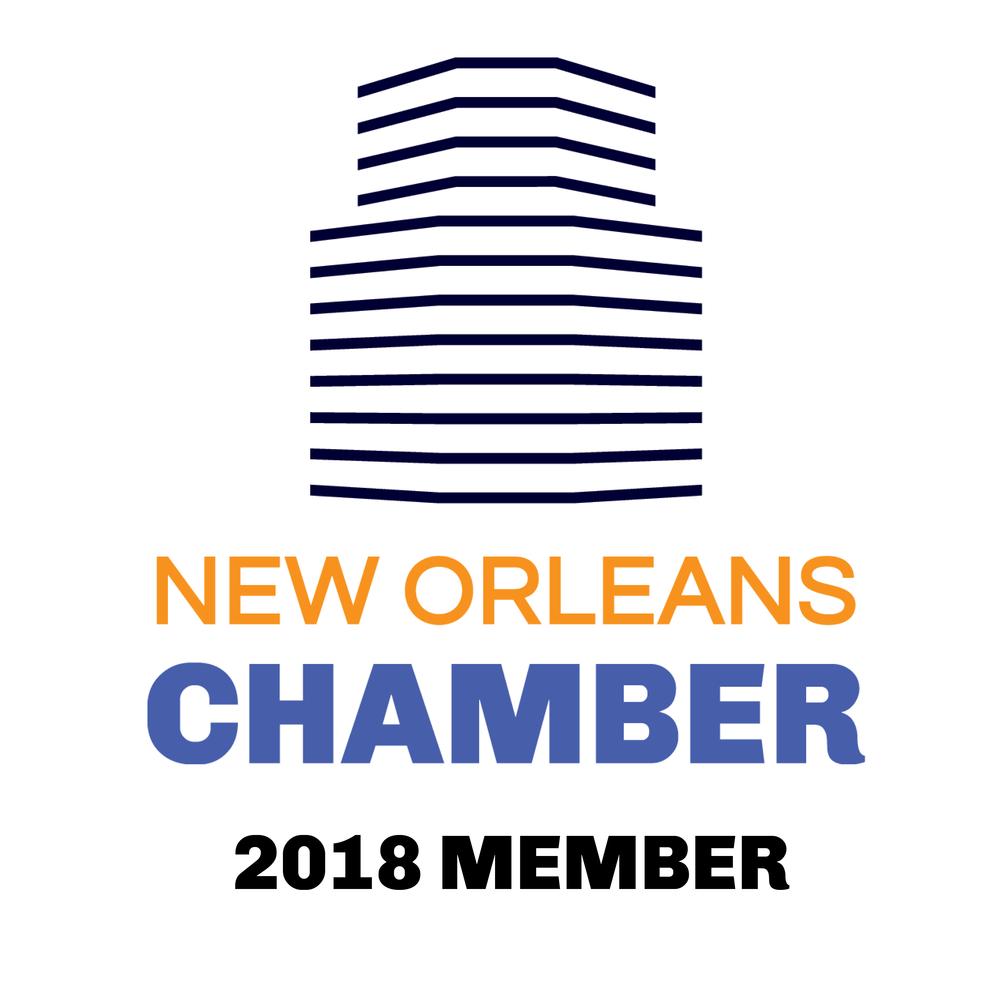 New Orleans Chamber of Commerce 2018 Member