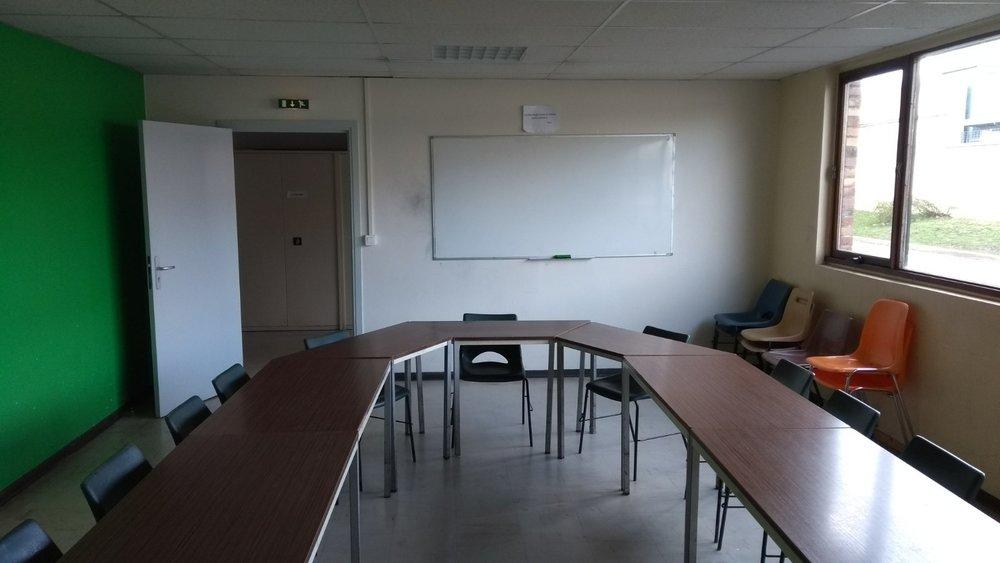 Salle Verte - 19 places