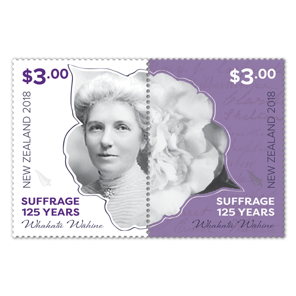 Travel back in time and actually use the postal system with these New Zealand Posts commemorative stamps.