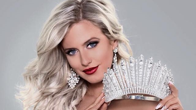 Charlotte Allison-Bruce - MISS INTERCONTINENTAL AUSTRALIA 2017ENTREPRENEUR.