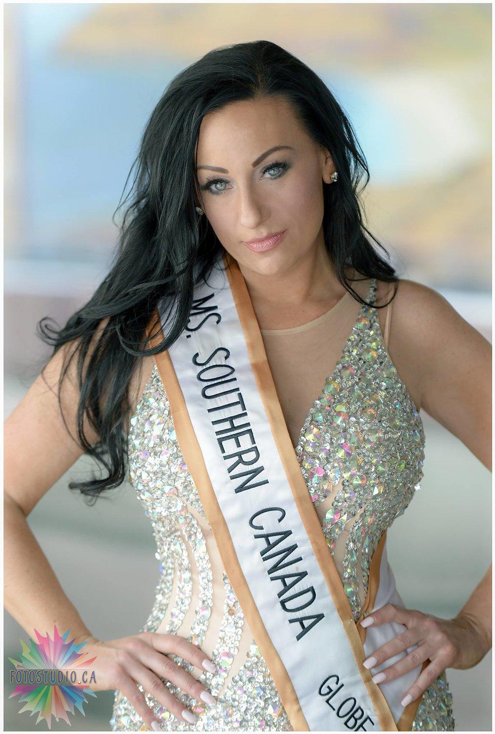 Tamara- Ms Southern Canada Globe 2017 -