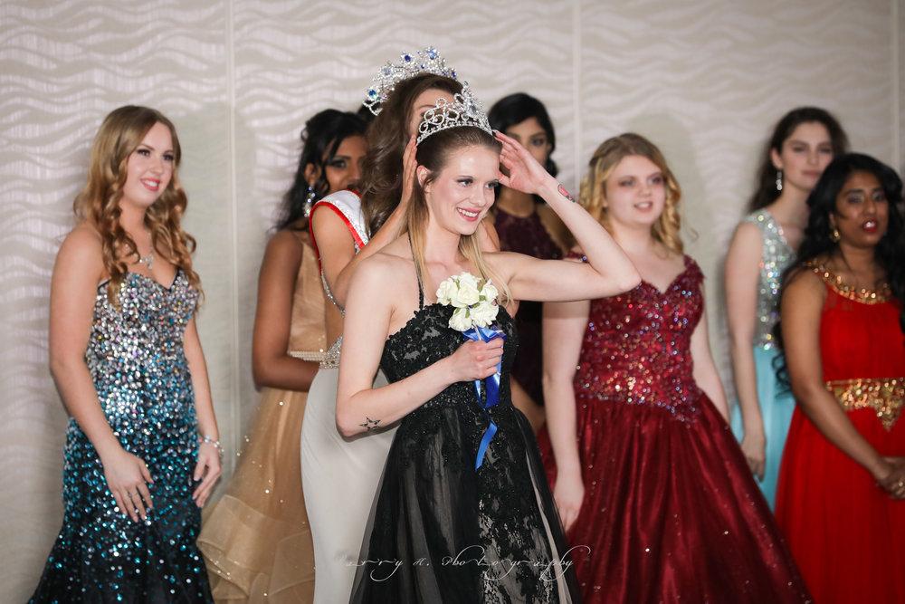 Miss East Calgary- World 2018 - ASHLEY D.