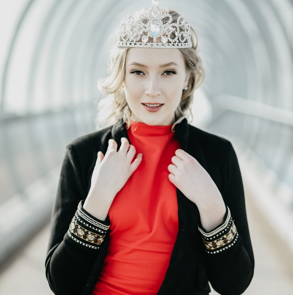 Miss Central Alberta - World '18 - MARGO K.