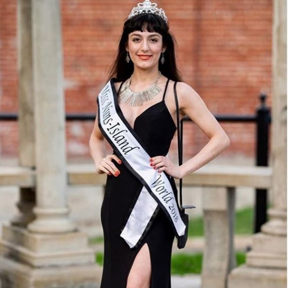 Miss Nuns Island Quebec- World '18 - TINA