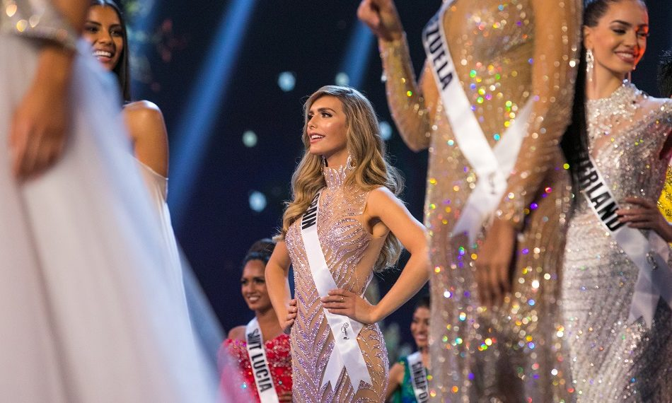 MISS UNIVERSE® Preliminary Competition at IMPACT Arena in Bangkok, Thailand. Photographer: Patrick Prather