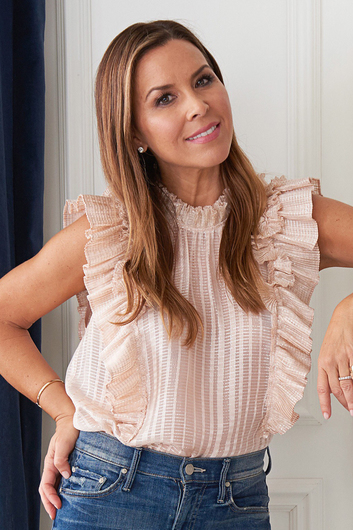 MONIQUE LHULLI - Designer of Monique Lhuiller, Council Member of the Council of Fashion Designers of America since 2003